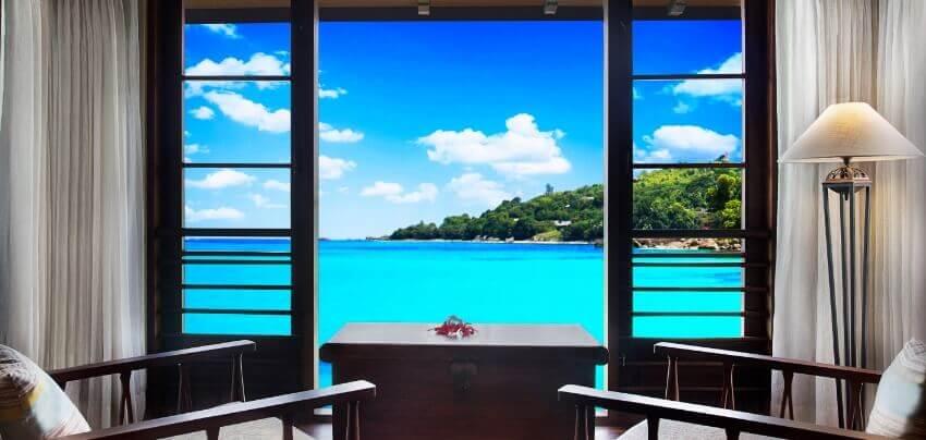Ocean Views from Signature Villa