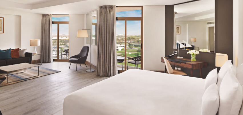 Suite with Balcony and Resort View