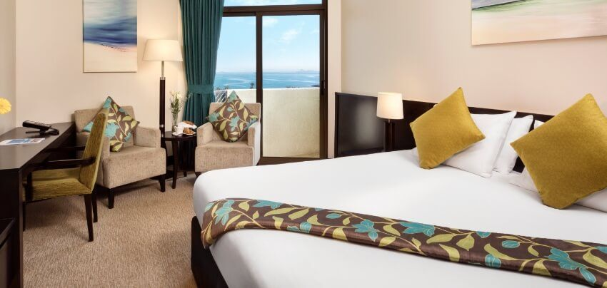 Family Two Bedroom Sea View Room