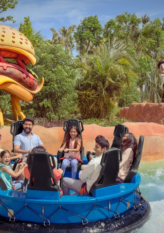 Water Park Ride