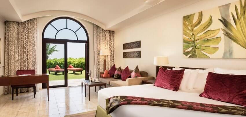 Luxury Terrace View Suite