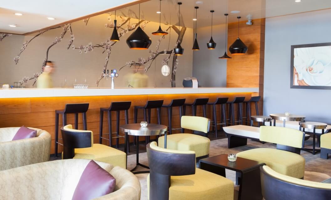 Sleek Jebel Ali Lounge & Bar