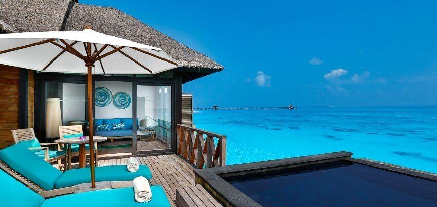 Private Balcony Overlooking Ocean