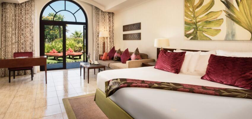 Luxury Garden View Suite