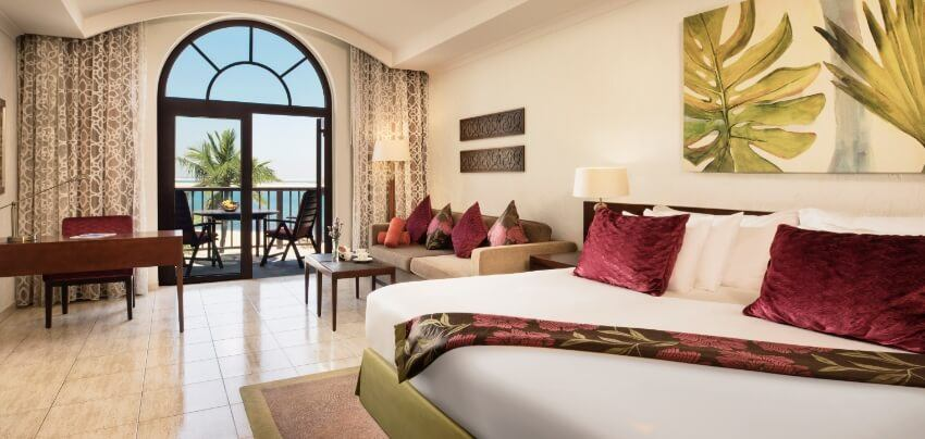 Luxury Sea View Suite